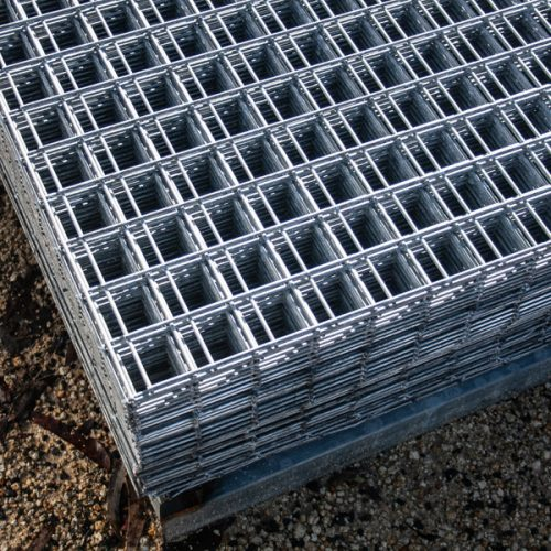 Infil mesh panel